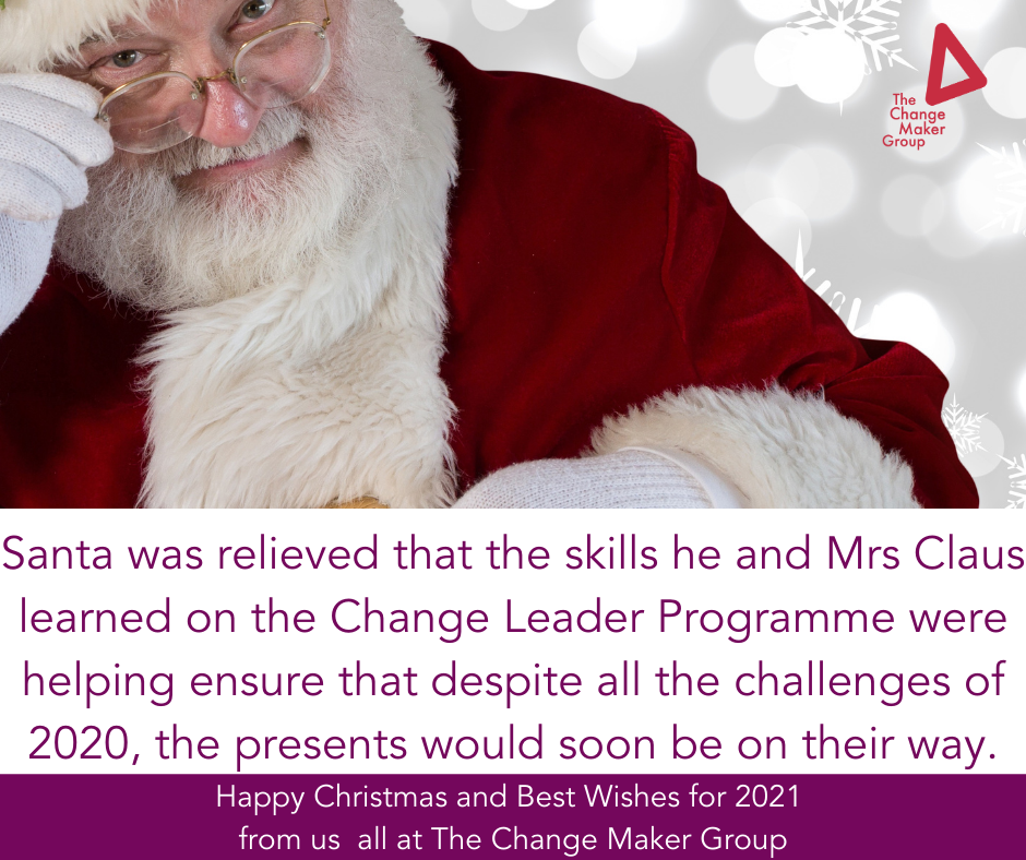 Santa is a 'Strategist' as Mrs. Claus saves the day