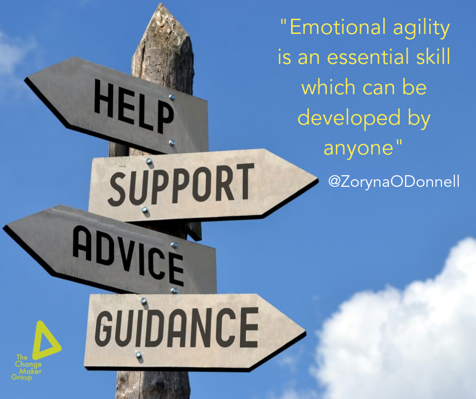 Emotional Agility: The way to thrive in an uncertain world