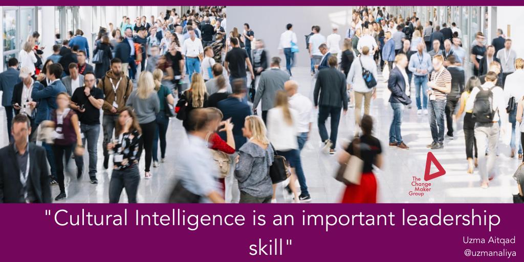 Cultural Intelligence – An Important Leadership Skill