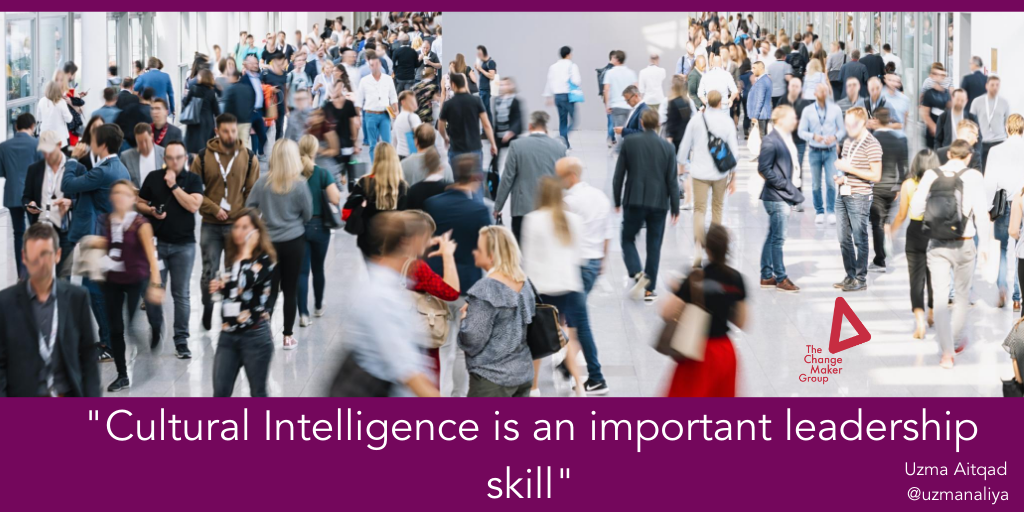 Cultural Intelligence – An Important Leadership Skill