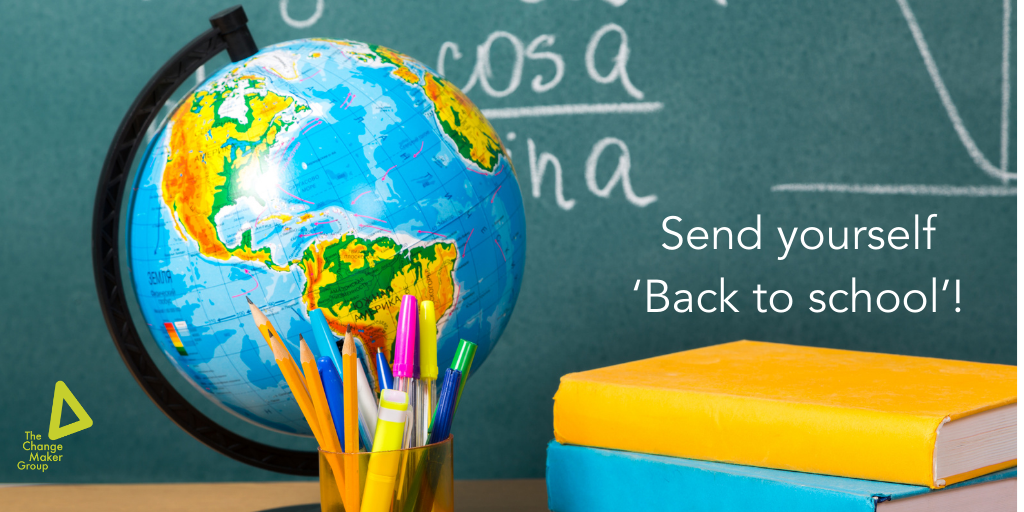 Send yourself 'Back to school'!