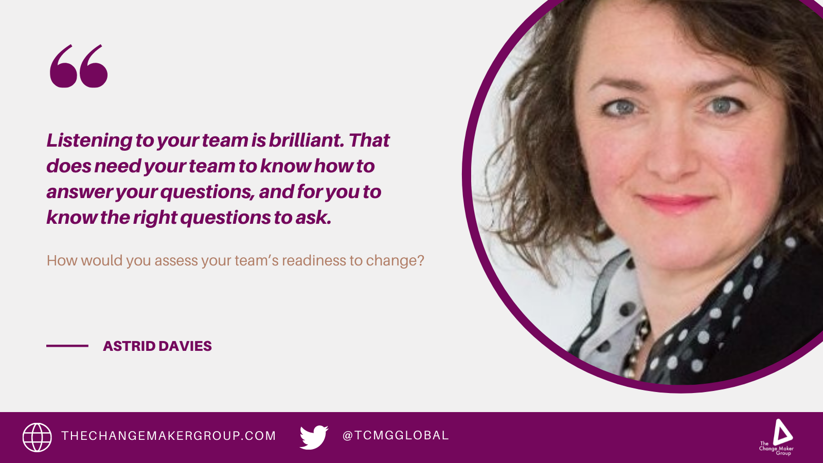 """How do you know whether your team is """"Thriving"""" ?"""