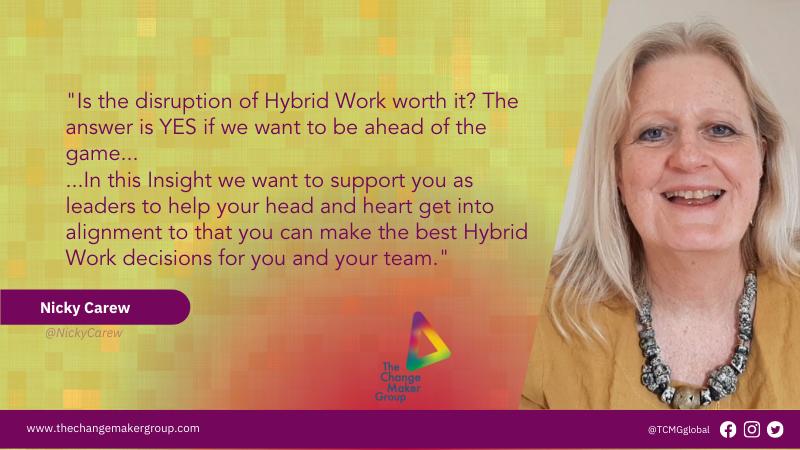 Hybrid Work – your inner support